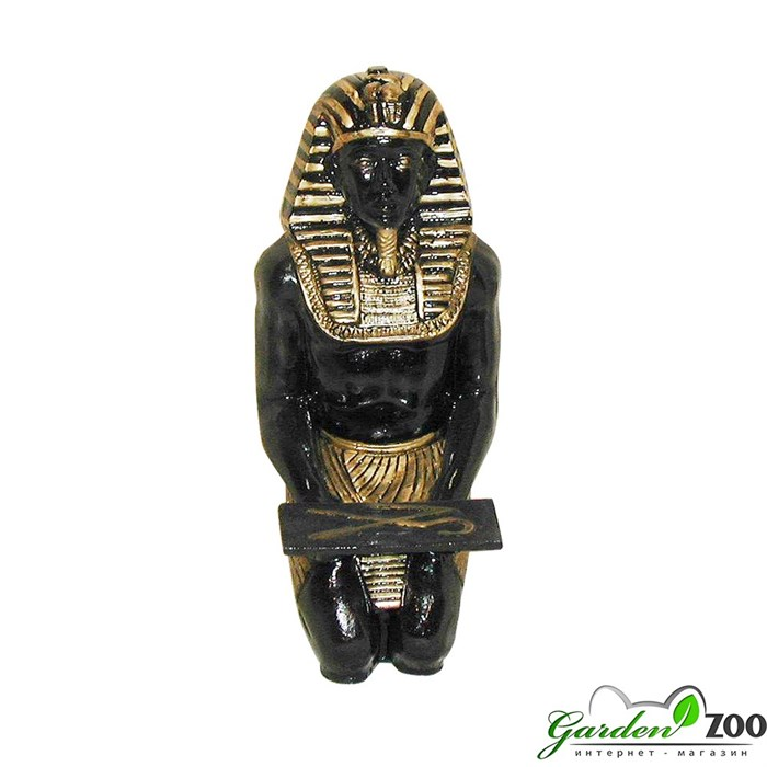 Скульптура интерьерная Фараон - фото 19091