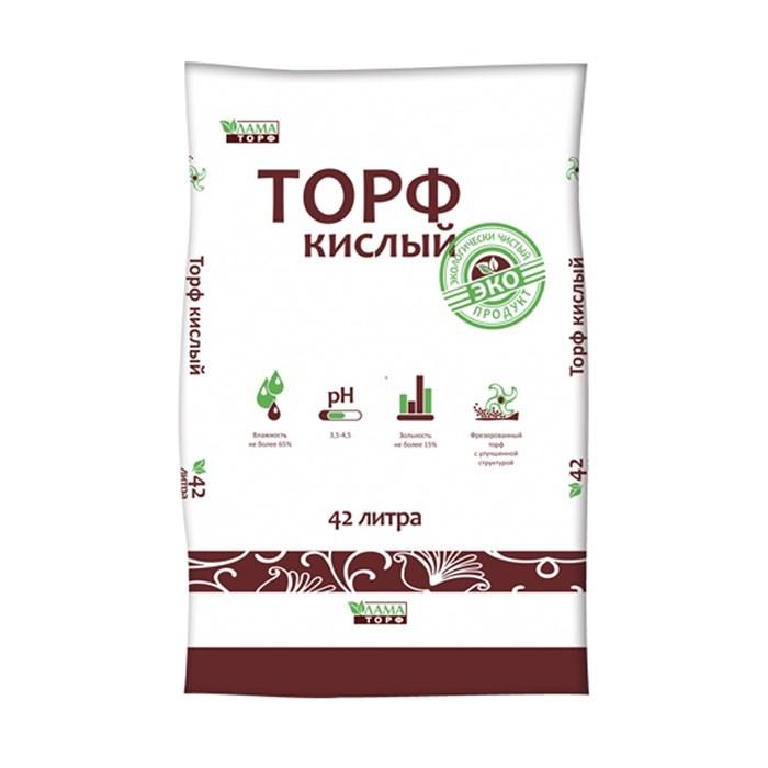 Торф Кислый