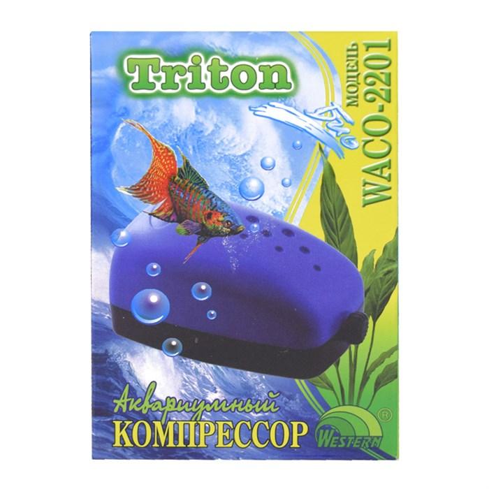 Компрессор ТРИТОН WACO-2201 1.3л/мин