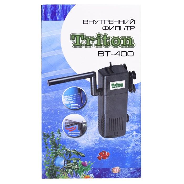 Помпа-фильтр ТРИТОН ВТ-400 380л/ч