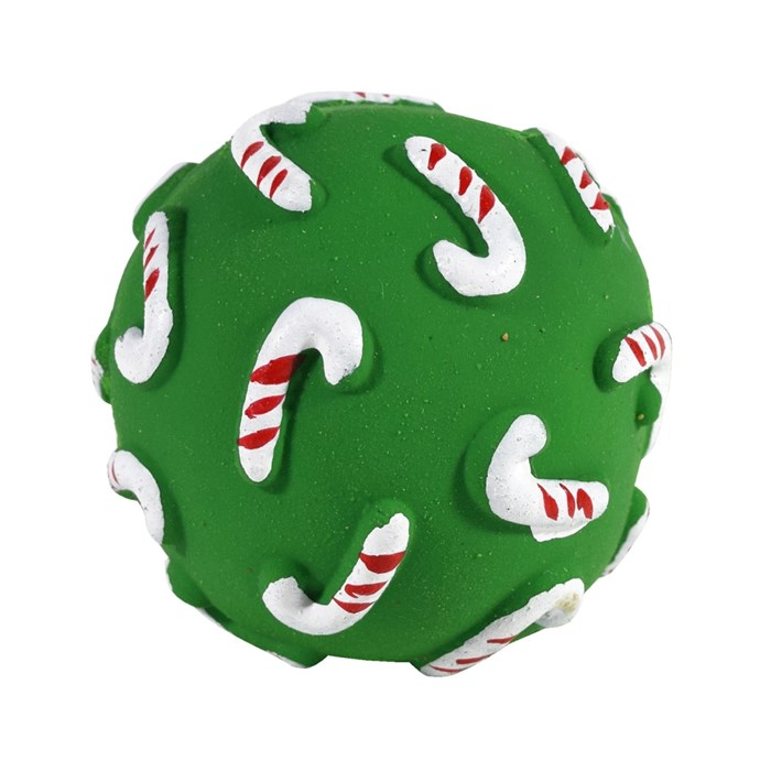 Игрушка Мяч Рождественский