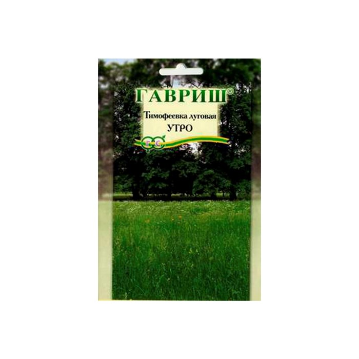 Газонная трава Тимофеевка Утро