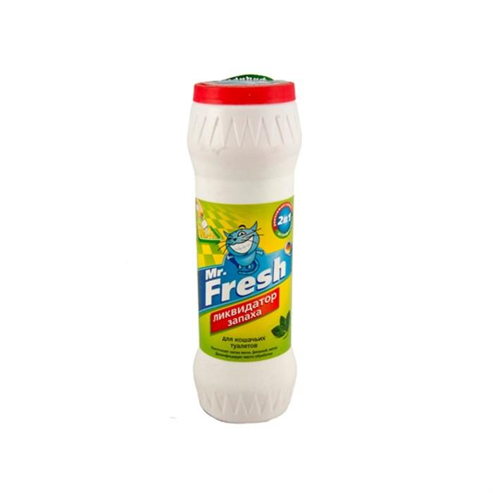 Ликвидатор запаха МИСТЕР ФРЕШ 2в1 для туалета
