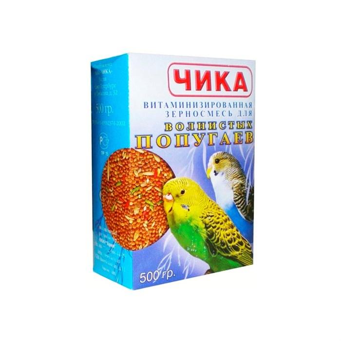 Корм ЧИКА для попугаев