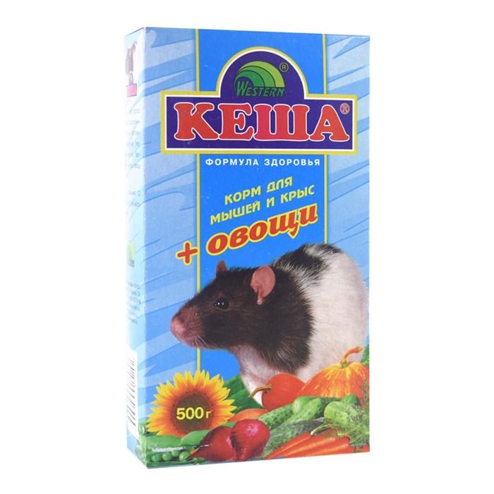 Корм КЕША для мышей и крыс 500г (овощи)