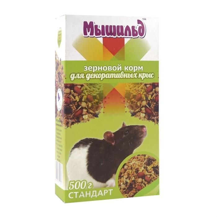 Корм Мышильд для декоративных крыс Стандарт