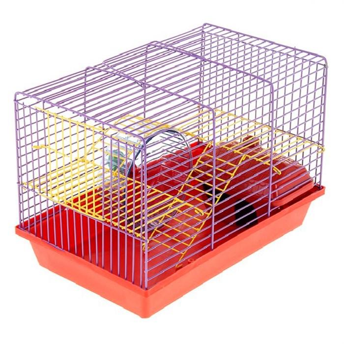 Клетка Венеция для грызунов комплект (металл)