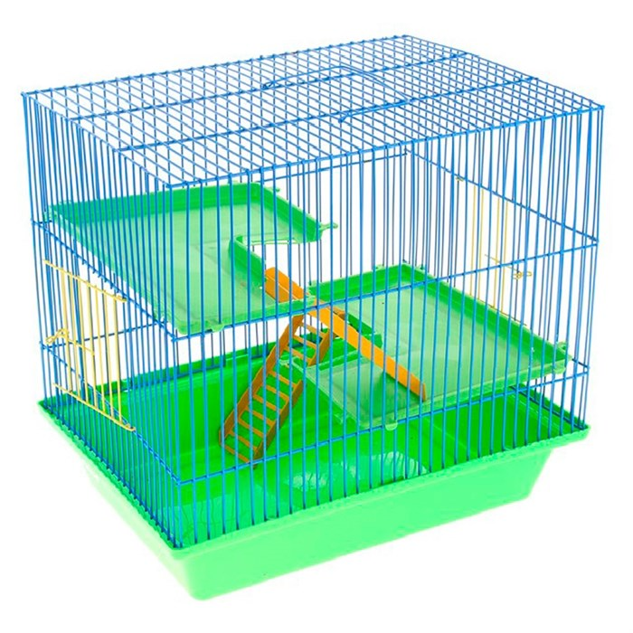 Клетка ГРИЗЛИ-3 для грызунов