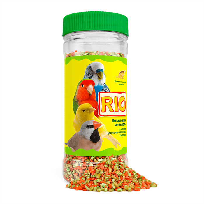 Корм РИО Витаминно-минеральная смесь