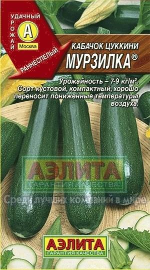 Кабачок Цуккини Мурзилка - фото 28146