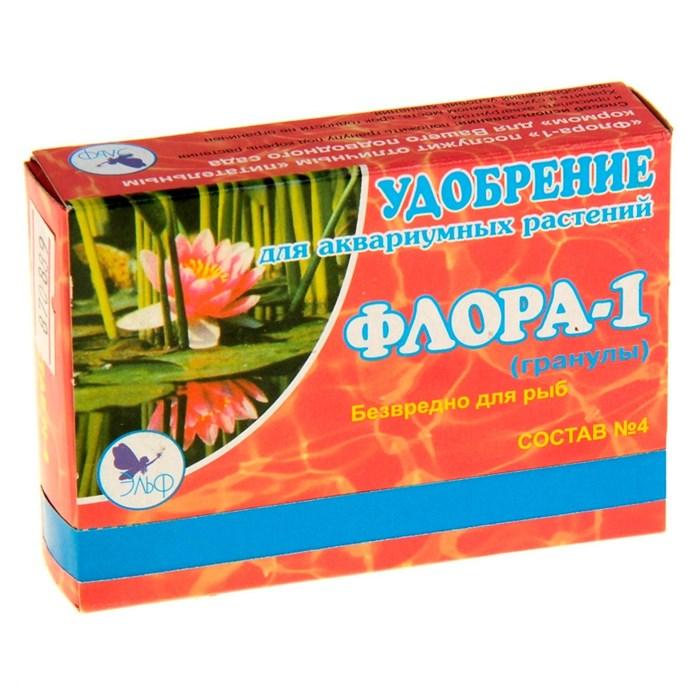 ФЛОРА- 1 удобрение СОСТАВ-4