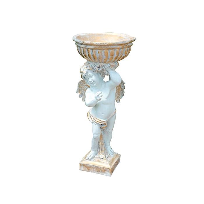 Скульптура Ангел с вазой