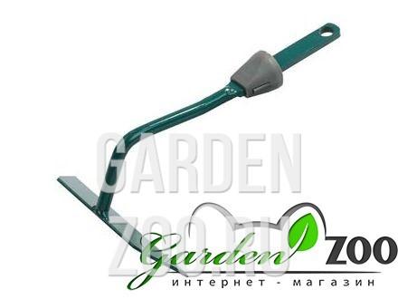 Мотыжка садовая RACO, трапеция, с быстрозажимным механизмом, 140 мм - фото 9887