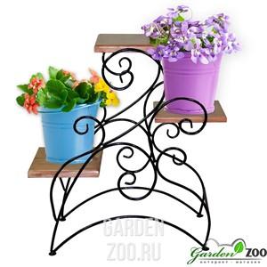 цветочница на 3 цветка