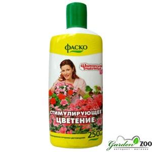 Удобрение Цветочное счастье стимулирущее цветение 250мл
