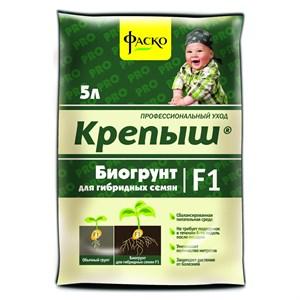 БИОгрунт Крепыш для гибридных семян 5л