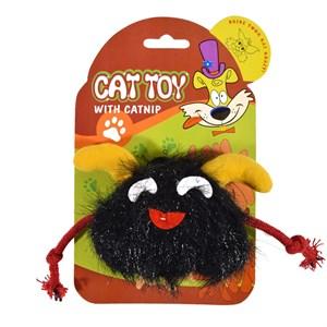 Игрушка Домовенок с кошачьей мятой