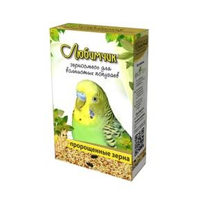 Корм ЛЮБИМЧИК для попугаев