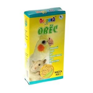 Корм Перрико для птиц и грызунов 400гр коробка