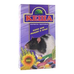 Корм КЕША для мышей и крыс 500г