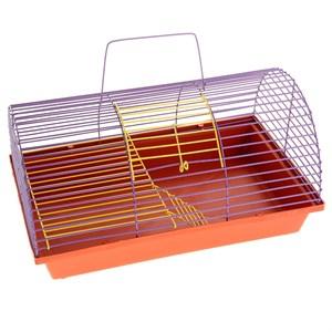 Клетка для грызунов полукруглая (металл)