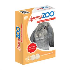 Лакомство ДОКТОР ЗОО для кроликов
