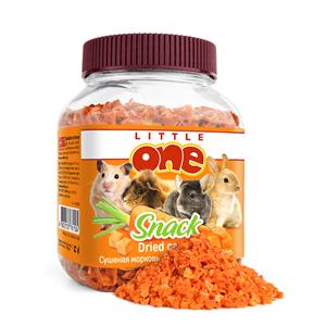 Лакомство Литл Ван Сушеная морковь
