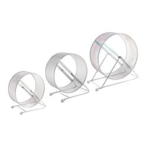 Колесо для грызунов 200мм метал(сетка)