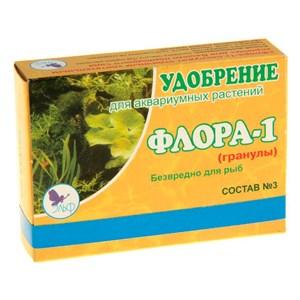 ФЛОРА- 1 удобрение СОСТАВ-3