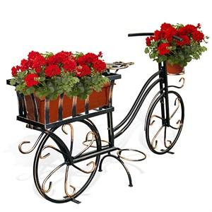 Подставка садовая Велосипед