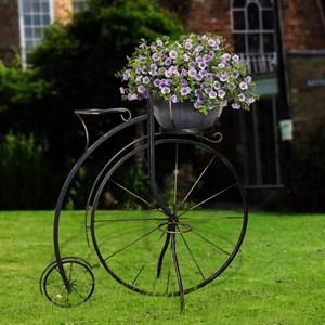 Садовыая подставка Велосипед