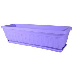 Ящик балконный САКУРА цветной