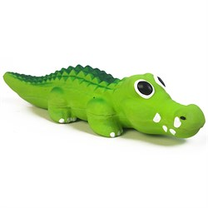 Игрушка V.I.Pet. крокодил латекс