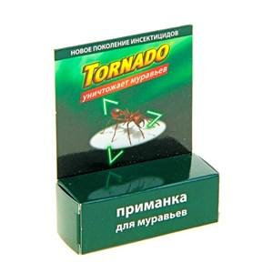 Торнадо приманка от муравьев 3ампулы