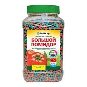 Удобрение БиоМастер Большой помидор, 1,2 кг