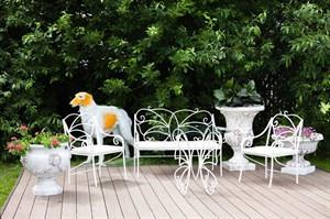 Комплект садовой мебели Бабочка (аренда)