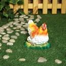 Фигура Курица в гнезде