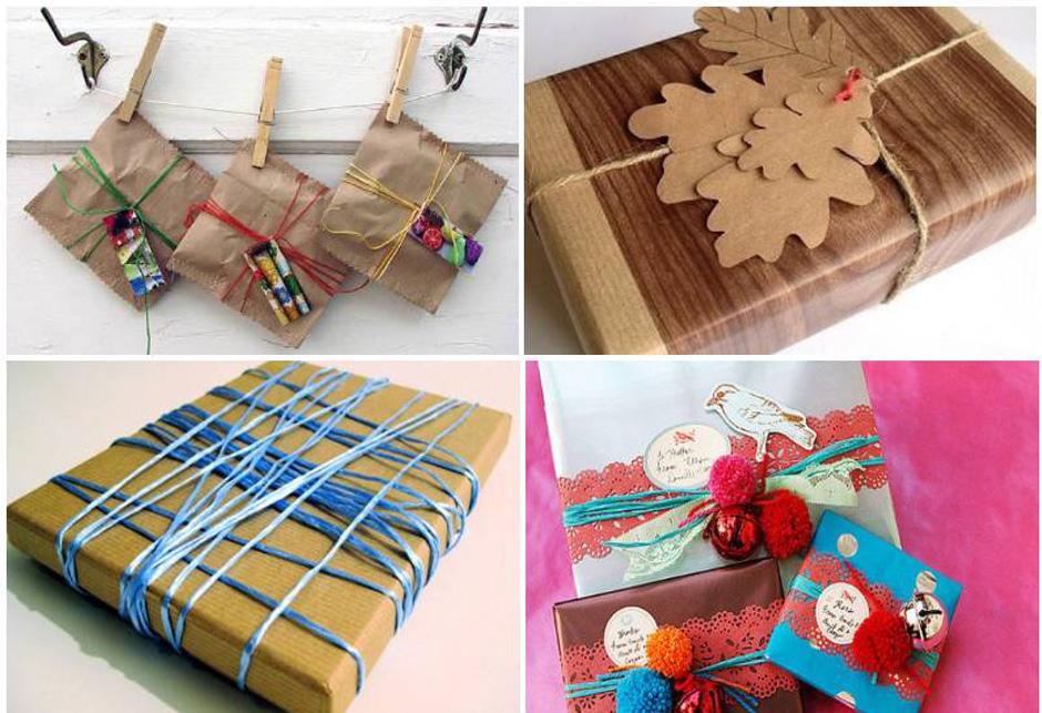 Как оригинально упаковать подарок на день рожденья