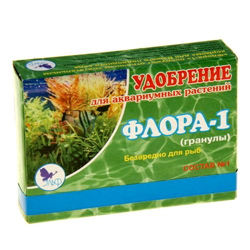 Удобрение для аквариумных растений из глины