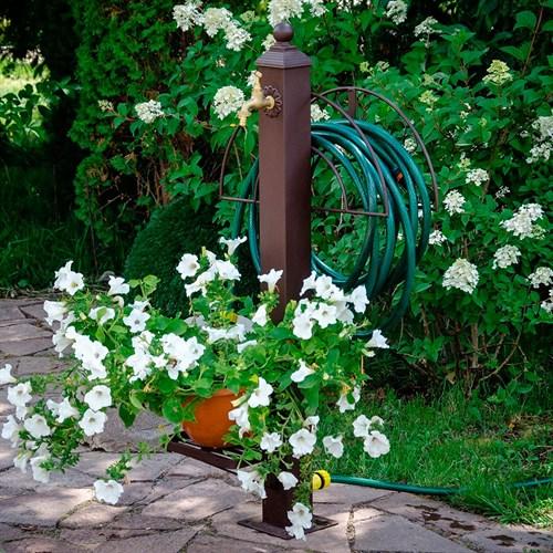 Колонки садовые