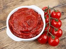 Заготавливаем томатную пасту