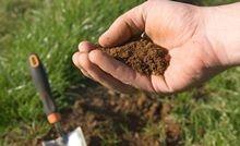 Раскисление почвы