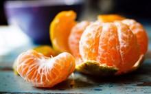 Рецепты салатов с мандаринами