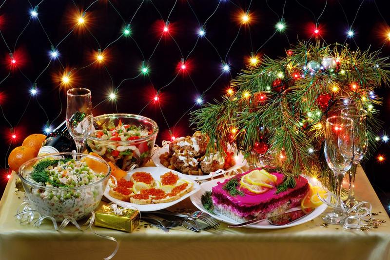 Топ 3 бюджетных новогодних блюда
