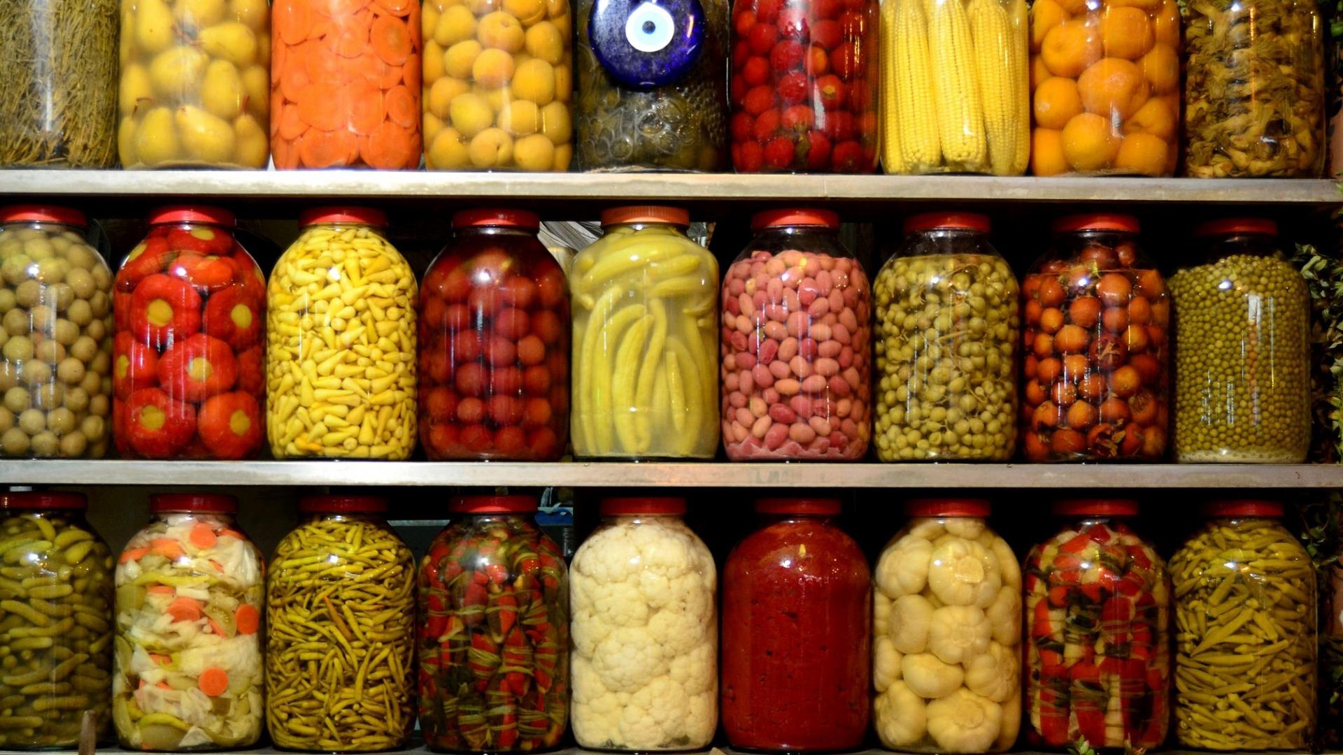 Идеи домашнего консервирования на зиму