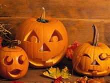 Поделки из тыквы на Хэллоуин своими руками