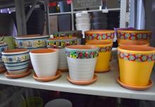Обновление коллекции керамических горшков