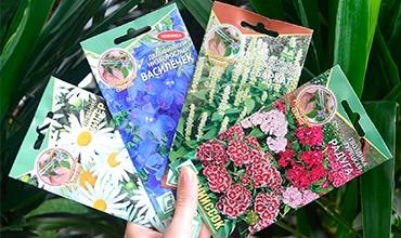 Семена овощных и цветочных культур селекции ВНИИССОК