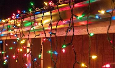 Гирлянды и фейерверки: как обезопасить себя на Новый год?