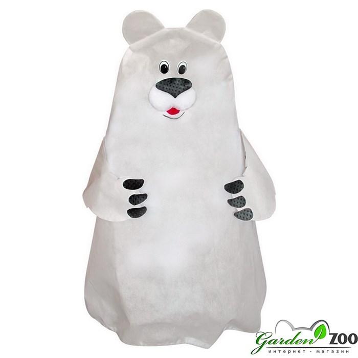 белый медведь колпак